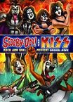 Scooby Doo And Kiss Rock and Roll Mystery 2015