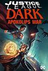 Justice League Dark Apokolips War 2020